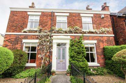 4 Bedrooms Semi Detached House for sale in Warton Street, Lytham St Annes, Lancashire, England, FY8