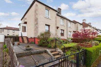 2 Bedrooms Flat for sale in Monksbridge Avenue, Knightswood, Glasgow