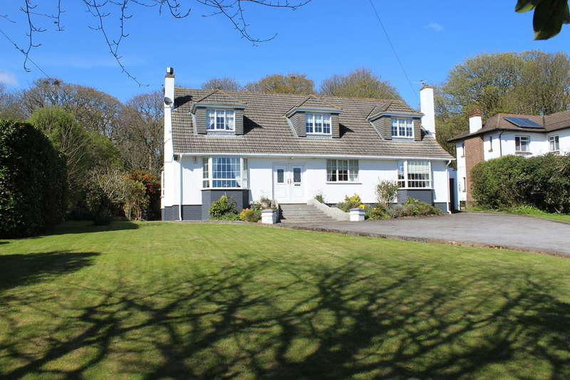 5 Bedrooms Detached House for sale in Cornwood Road, Plympton, Plymouth