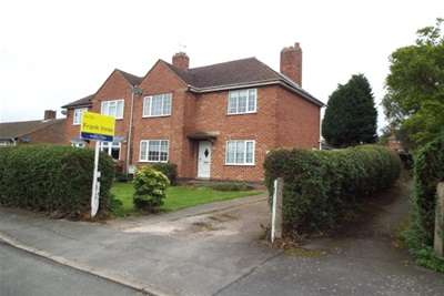 3 Bedrooms House for rent in South Close, Blackfordby, DE11 8AW