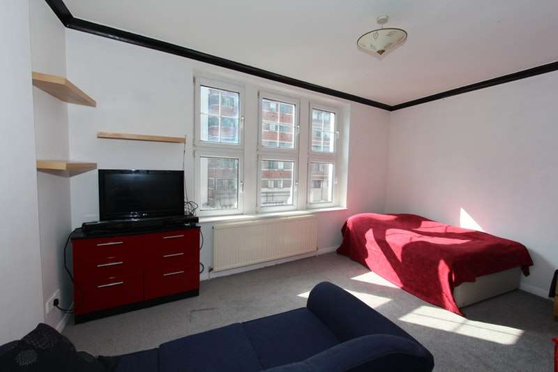 Studio Flat for sale in Balham Hill, London, London, SW12