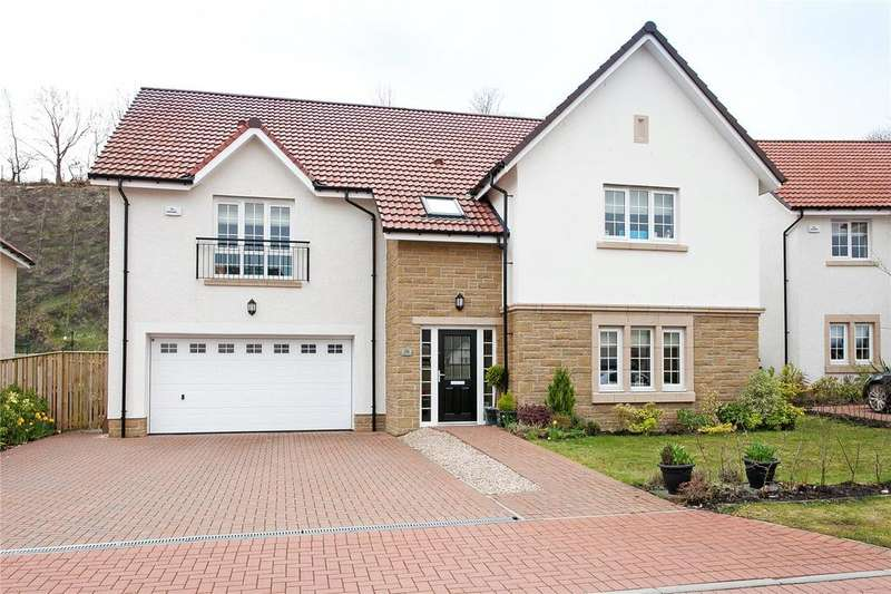 5 Bedrooms House for sale in Mearnswood Place, Newton Mearns, Glasgow