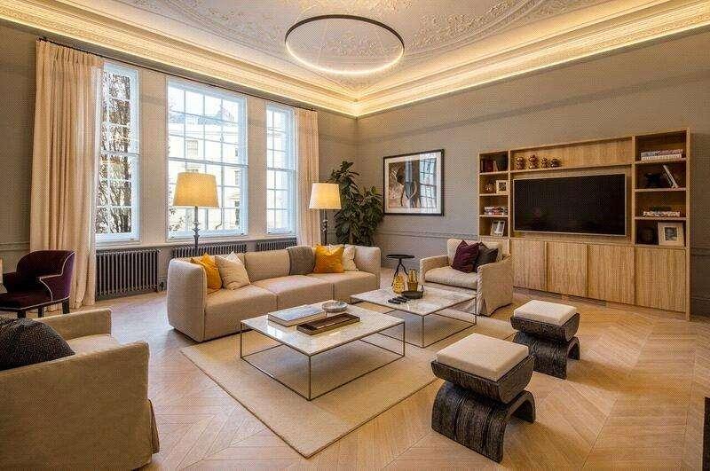 2 Bedrooms Flat for sale in Warwick Square, Pimlico, London, SW1V