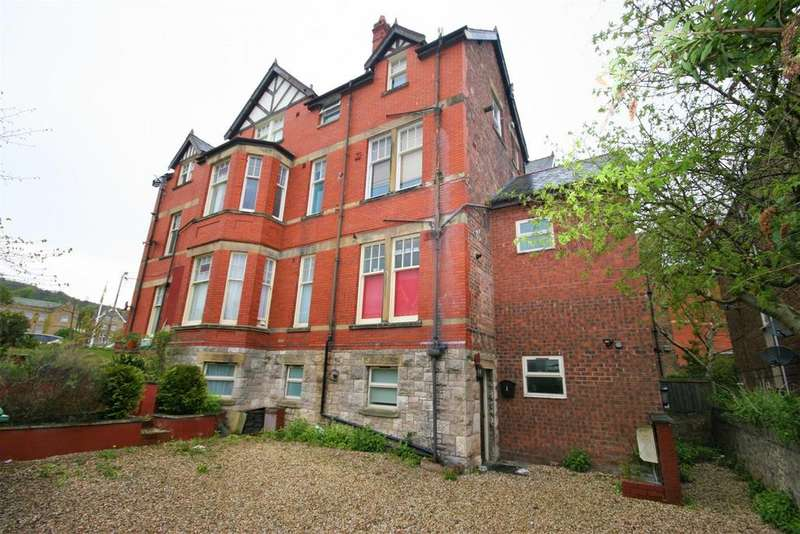 2 Bedrooms Flat for sale in Bryn Mostyn, Colwyn Bay