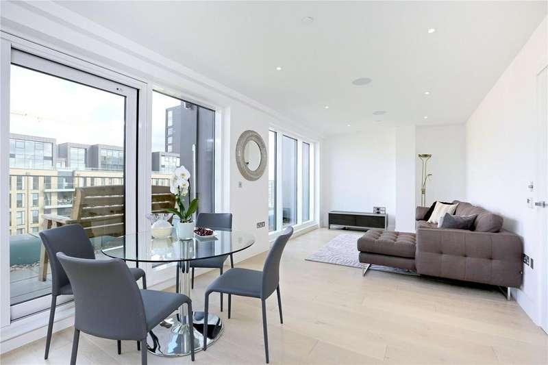 3 Bedrooms Flat for sale in Ravensbourne Apartments, Fulham Riverside, Fulham, London, SW6