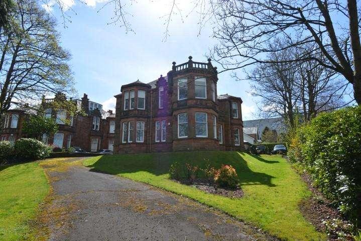 3 Bedrooms Duplex Flat for sale in Flat 4, 10 Whittingehame Gardens, Claythorne, G12 0AA