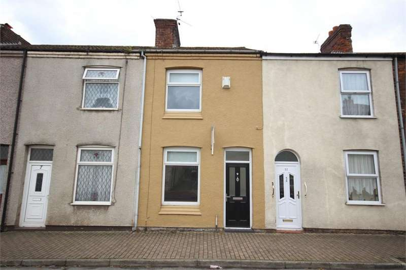2 Bedrooms Terraced House for sale in Parsonage Road, WIDNES, Cheshire