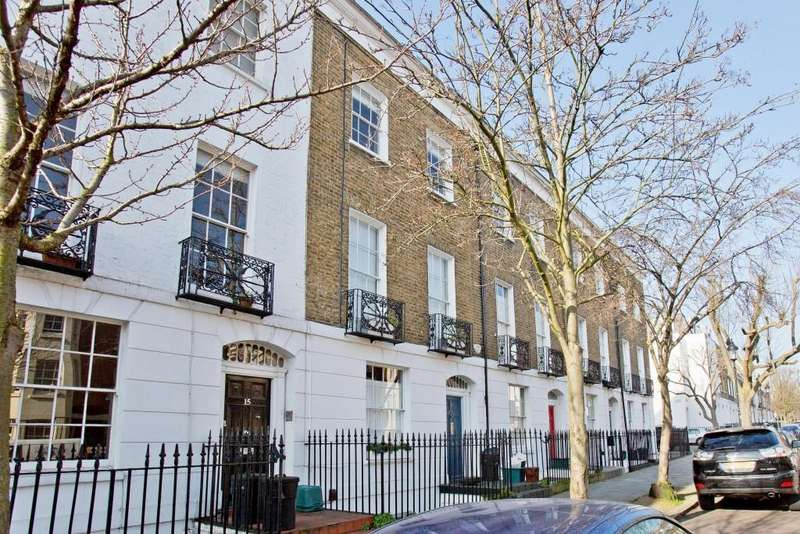 4 Bedrooms Triplex Flat for sale in College Cross, London N1