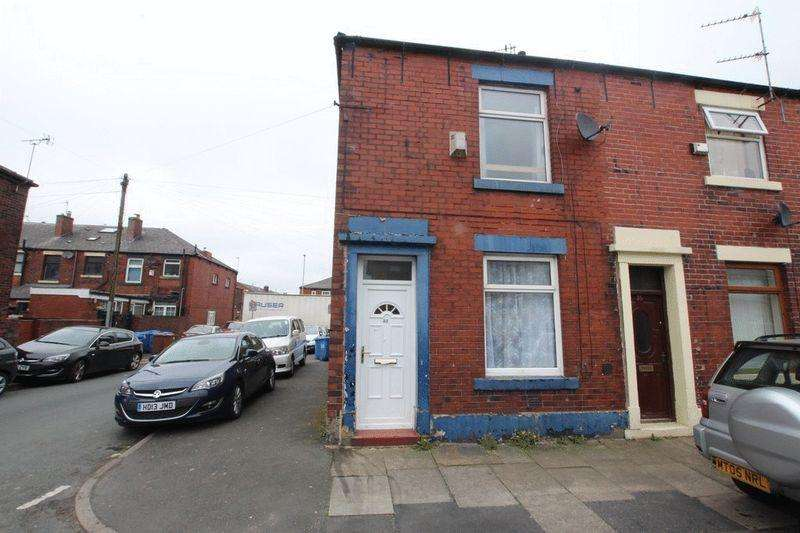 2 Bedrooms Terraced House for sale in Rathbone Street, Rochdale OL16 5BH