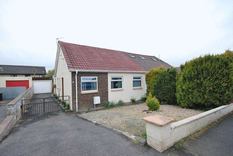 2 Bedrooms Semi Detached Bungalow for sale in 9 Douglas Road, Coylton, KA6 6JJ