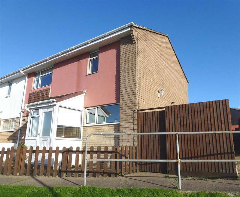3 Bedrooms End Of Terrace House for sale in Gorwell Road, Barnstaple