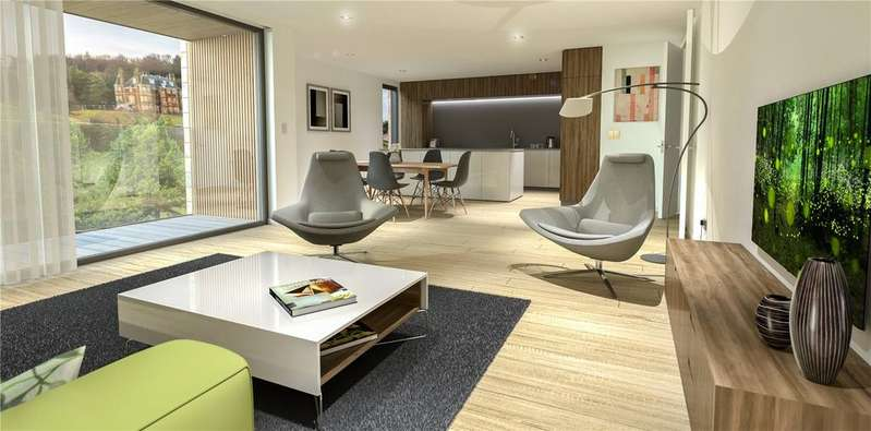 3 Bedrooms Apartment Flat for sale in A012 - 3 Bed New Build Apartment, Craighouse, Craighouse Road, Edinburgh