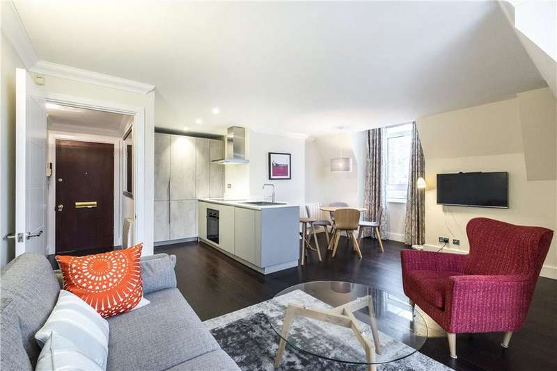 1 Bedroom Flat for sale in John Adam Street, London, WC2N