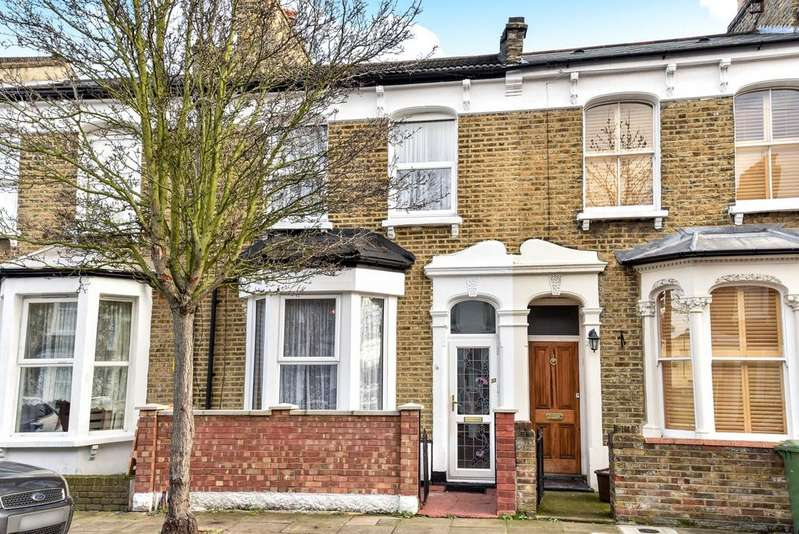 3 Bedrooms Terraced House for sale in Pennethorne Road Peckham SE15