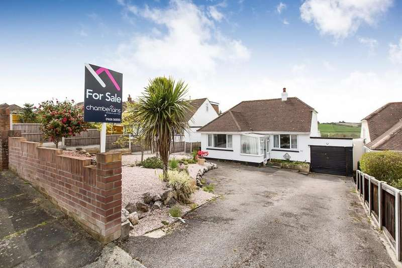 2 Bedrooms Detached Bungalow for sale in Aller Park Road, Aller Park, Newton Abbot