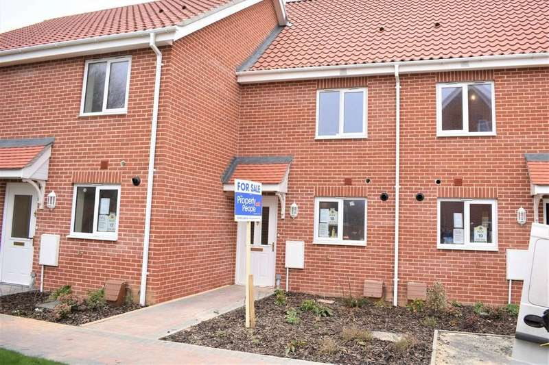 3 Bedrooms Town House for sale in Plot 18 Heritage Green, Kessingland