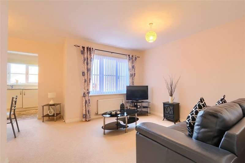 2 Bedrooms Flat for sale in Rockingham Court, Acklam
