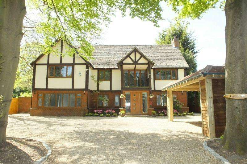 6 Bedrooms Detached House for sale in PYRFORD/WOKING