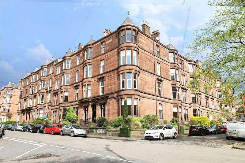 4 Bedrooms Apartment Flat for sale in 1/1, Wilton Street, North Kelvinside, Glasgow