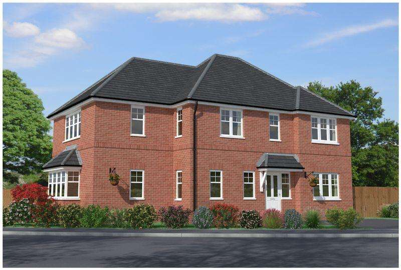 5 Bedrooms Detached House for sale in Cavalier Circus, Wolverhampton