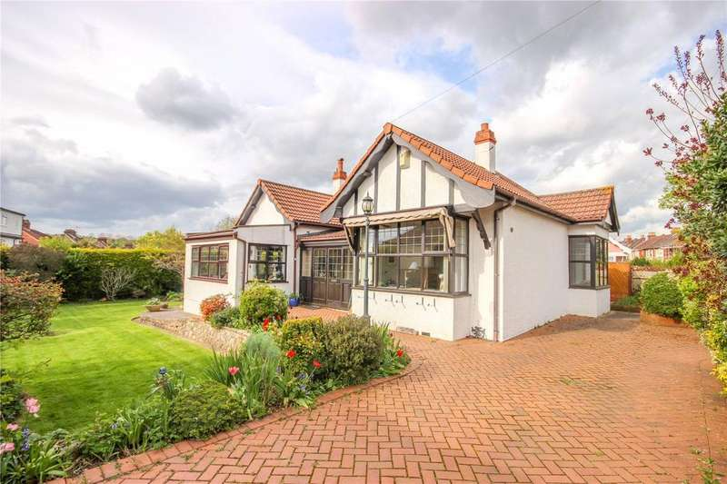 4 Bedrooms Detached Bungalow for sale in Stoke Lane, Westbury-on-Trym, Bristol, BS9