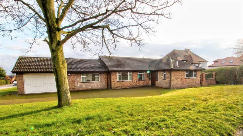 3 Bedrooms Bungalow for sale in The Beeches, Smalley