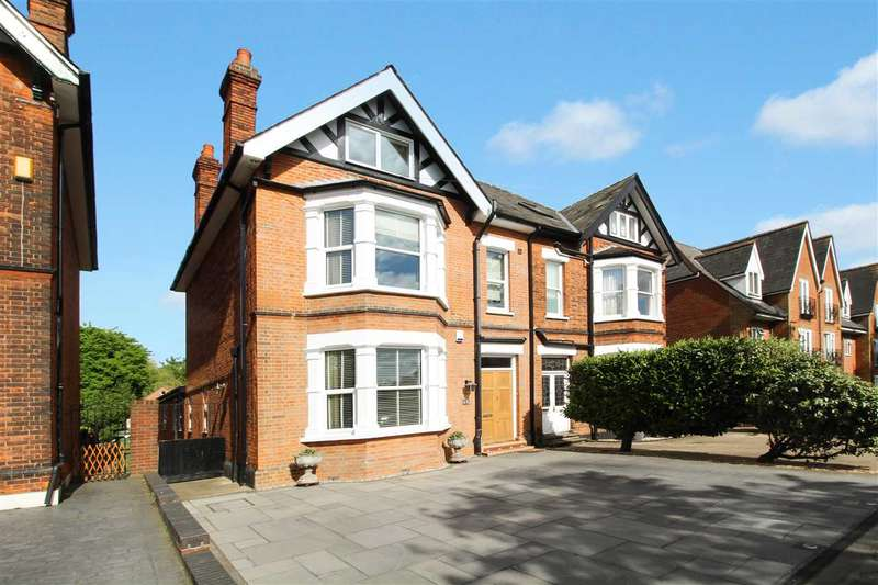 5 Bedrooms Semi Detached House for sale in Junction Road, Romford