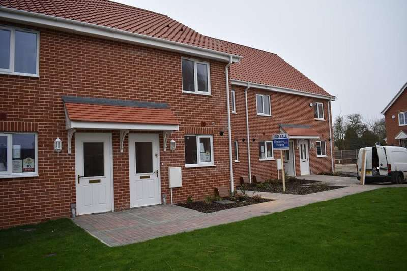 2 Bedrooms Terraced House for sale in Plot 17 Heritage Green, Kessingland