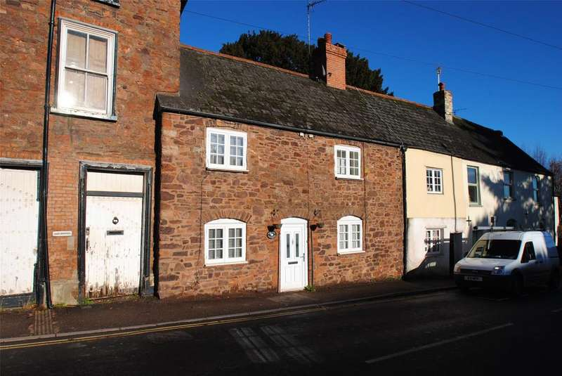 3 Bedrooms Terraced House for rent in Church Street, Wiveliscombe