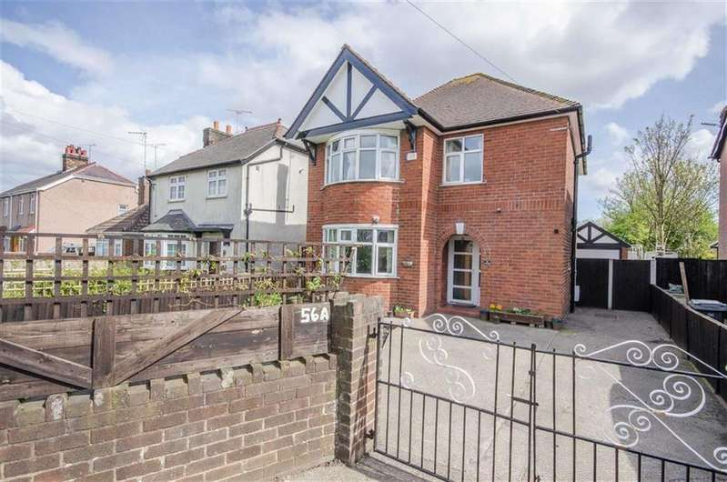 3 Bedrooms Detached House for sale in Welsh Road, Deeside, Flintshire, Deeside, Flintshire
