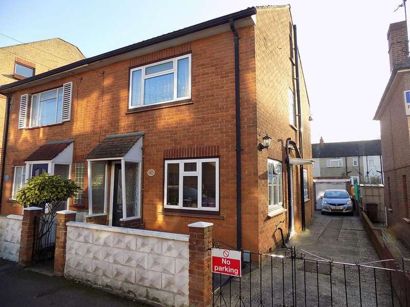 2 Bedrooms Semi Detached House for sale in GILLINGHAM