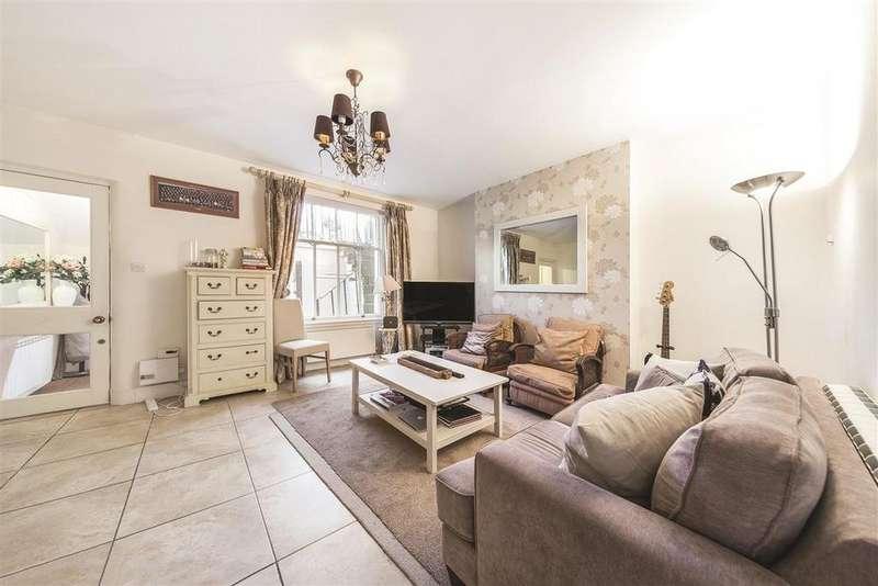 2 Bedrooms Flat for sale in Eccleston Square, SW1V
