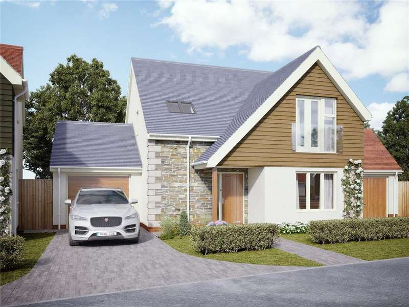 4 Bedrooms Retirement Property for sale in Fairway Gardens, Sparkwell, Devon, PL7
