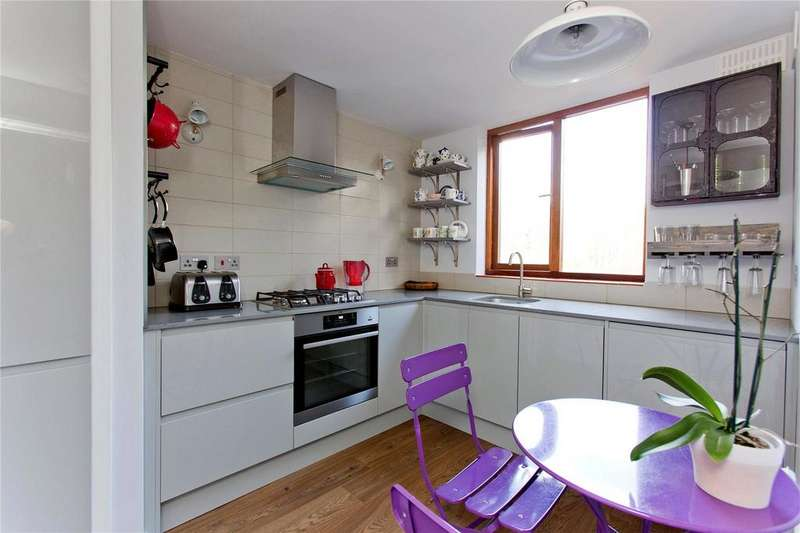 1 Bedroom Apartment Flat for sale in Brassey Road, West Hampstead, NW6