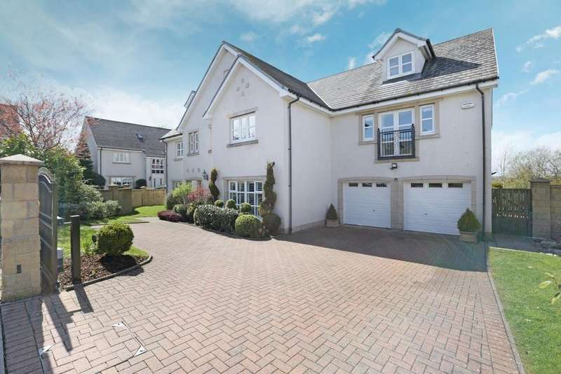 7 Bedrooms Detached Villa House for sale in Caol Court, Thorntonhall, Glasgow, G74