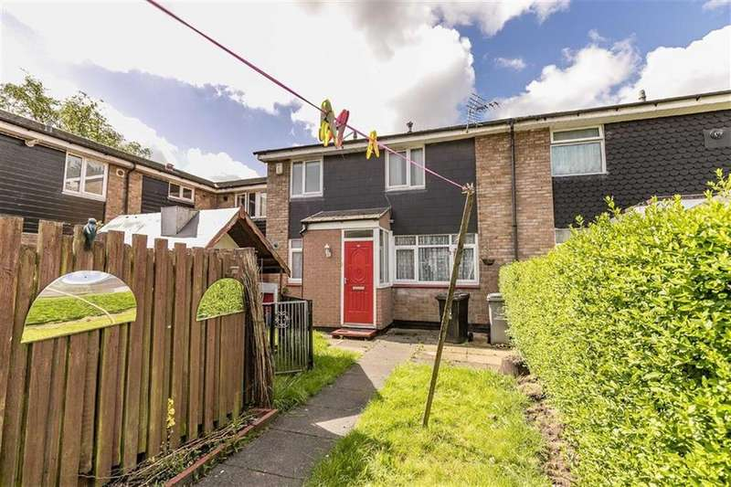 3 Bedrooms Terraced House for sale in Thirsk Avenue, Sale