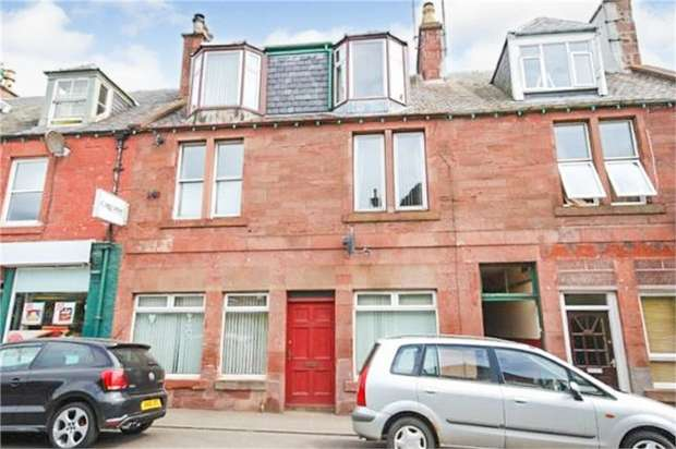 3 Bedrooms Flat for sale in Airlie Street, Alyth, Blairgowrie, Perth and Kinross