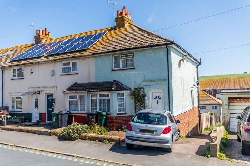 2 Bedrooms End Of Terrace House for sale in Park Crescent, Rottingdean, Brighton BN2