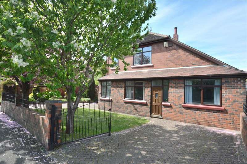 5 Bedrooms Detached House for sale in Lingwell Gate Lane, Outwood, Wakefield, West Yorkshire