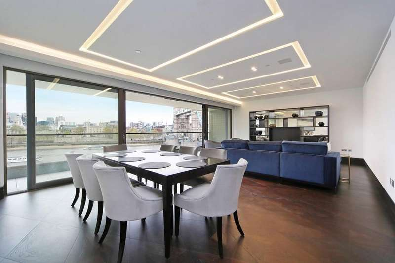 4 Bedrooms Apartment Flat for sale in Blenheim House , One Tower Bridge , Crown Square