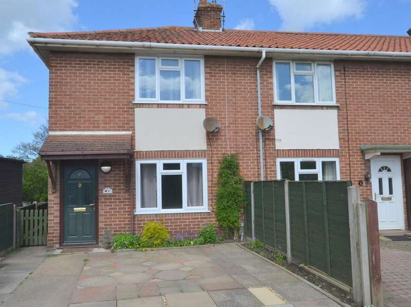 2 Bedrooms End Of Terrace House for rent in Weston Terrace, Sheringham