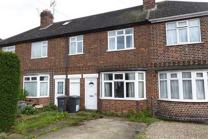 3 Bedrooms Terraced House for sale in Highbury Road, Off Catherine Street