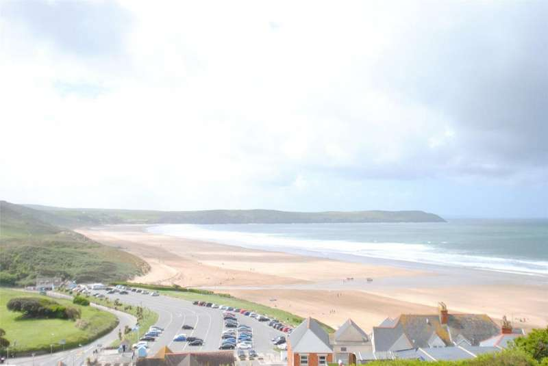 2 Bedrooms Apartment Flat for sale in Sunnyside Road, Woolacombe