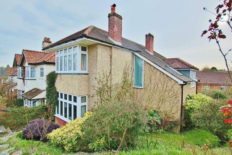 3 Bedrooms Detached House for sale in Highfield, Southampton