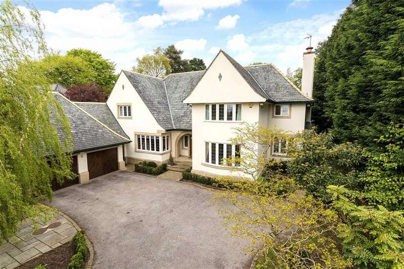 5 Bedrooms Detached House for sale in Bucklow View, Bowdon, Cheshire, WA14