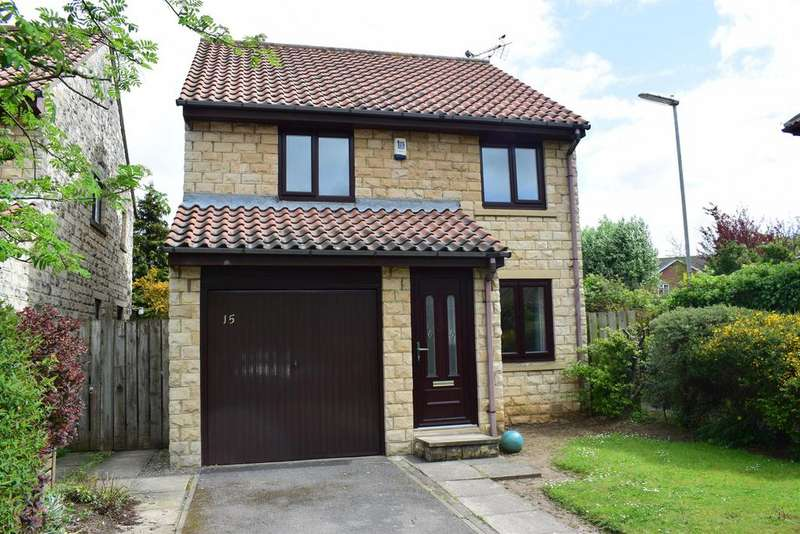 3 Bedrooms Detached House for rent in North Grove Way, Wetherby, , LS22 7GE