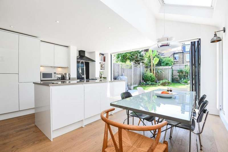 2 Bedrooms Terraced House for sale in Mordaunt Street, Brixton