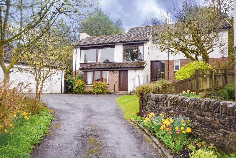 5 Bedrooms Detached House for sale in Castle Grove, Callander, Stirling, FK17 8AZ