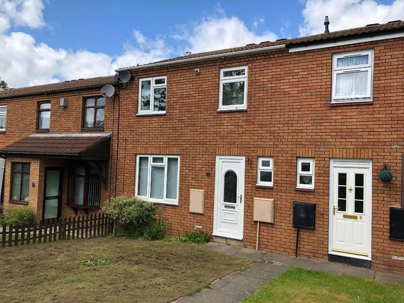 3 Bedrooms Terraced House for rent in Wealdstone Drive, Gornal DY3