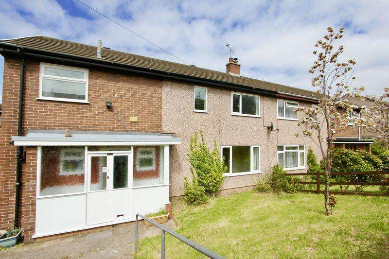 4 Bedrooms Semi Detached House for sale in Nant Y Gro, Gronant